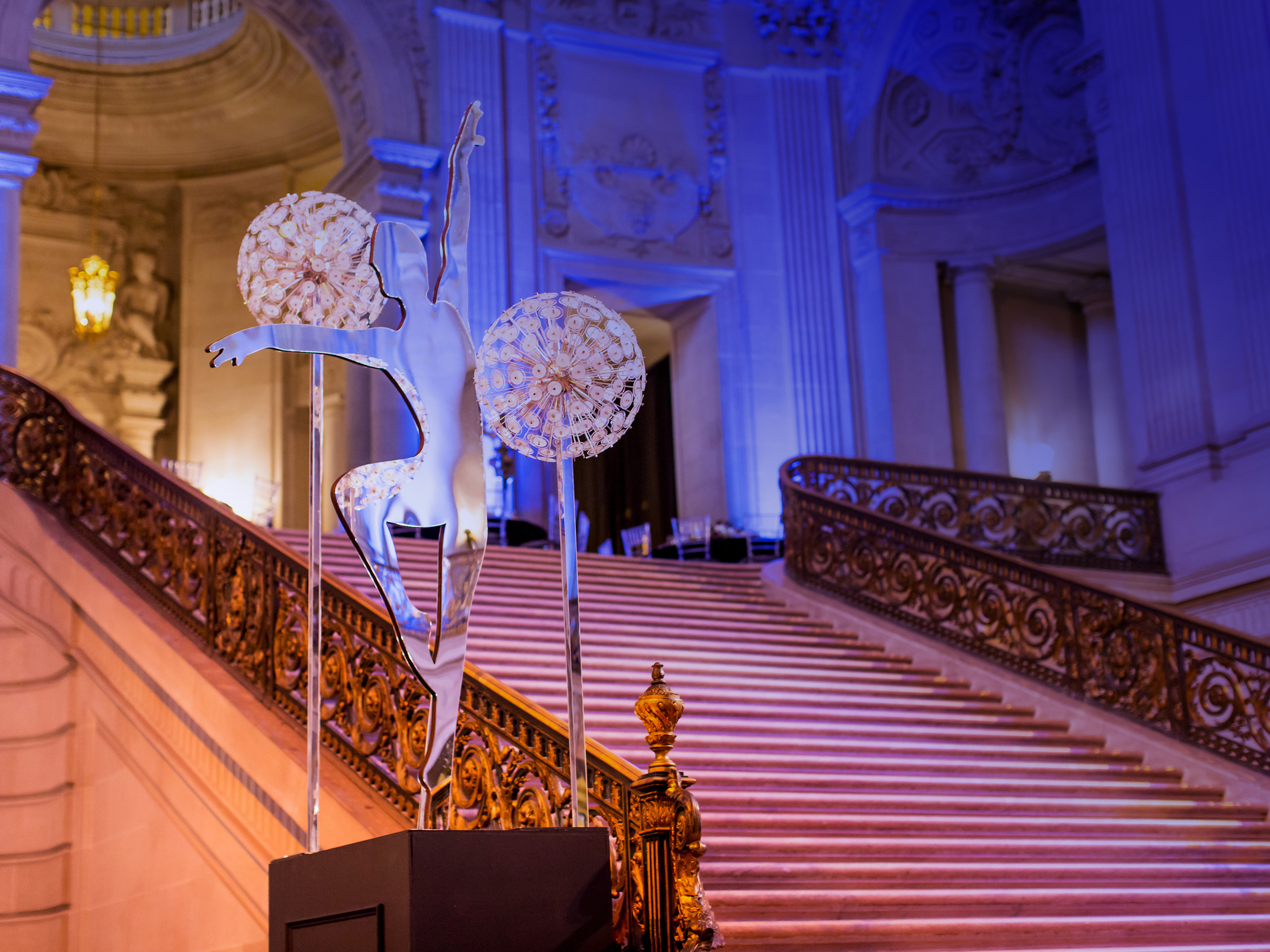4. SF Ballet Gala Decor