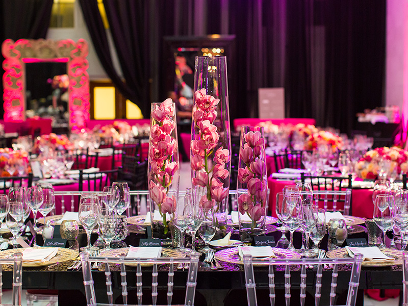 7 Ballet Acrylic Table Gala