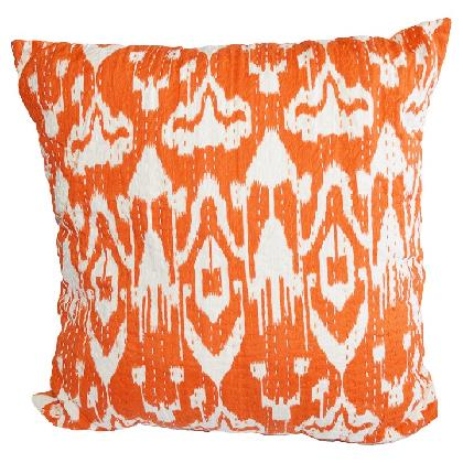 Where to find Linda Square Pillow - Orange in San Francisco