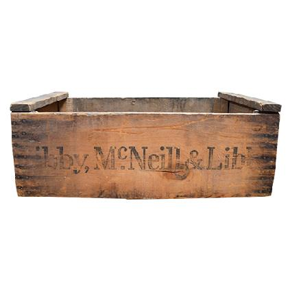Where to find McNeill Orchard Crate in San Francisco