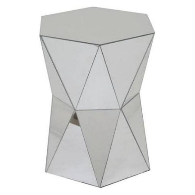 Where to find Mirrored Side Table in San Francisco