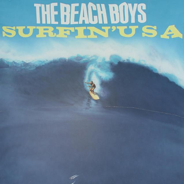 Album Cover Beach Boys Surfin Usa Rental San Francisco Ca