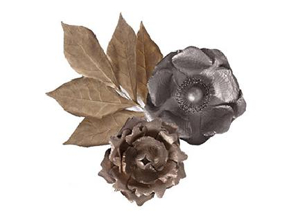 Rent Metal Flowers
